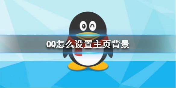 QQ自定义主页背景设置方法是什么 主页背景设置教程
