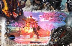 破天刀手游:一款仙侠题材史诗级动作特效角色扮演游戏