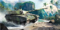 巅峰坦克载具部件介绍——坦克篇