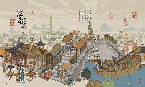 江南百景图里有哪些人物的技能是最强的 最强领域人物介绍