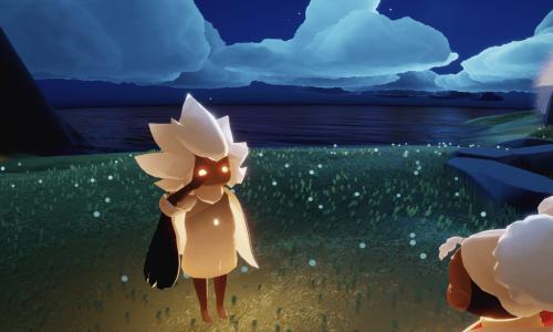 光遇最具孤独感的游戏 光遇灵魂游戏