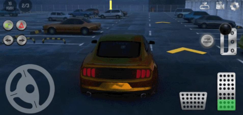 真实泊车2:真实的驾驶和停车游戏