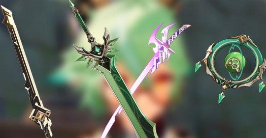 原神1.3版本武器爆光 1.3版本将于春季上线