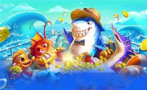 打鱼大游戏 捕鱼来了最丰富绚丽的海底场景