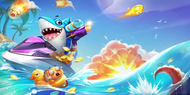有技能的捕鱼游戏 星力捕鱼安卓手机版下载