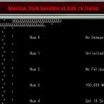 美国卡车模拟六项修改器 v1.2.1.1通用版
