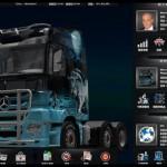 欧洲卡车模拟2依维柯1000HP引擎mod v2.0