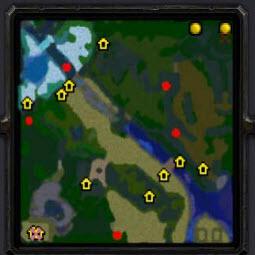 魔兽地图:擒守战争V1.1.0(附攻略)