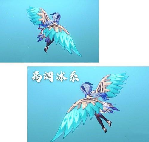 原神苍天清风之翼谁用好看 苍天清风之翼获取方法分享