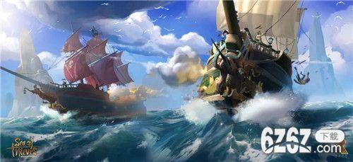盗贼之海死神旗帜有什么用