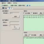 TCPUDP测试工具 v2.1官方版