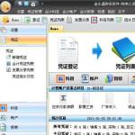 金水晶永久免费财务软件 2011.1.0 绿色版