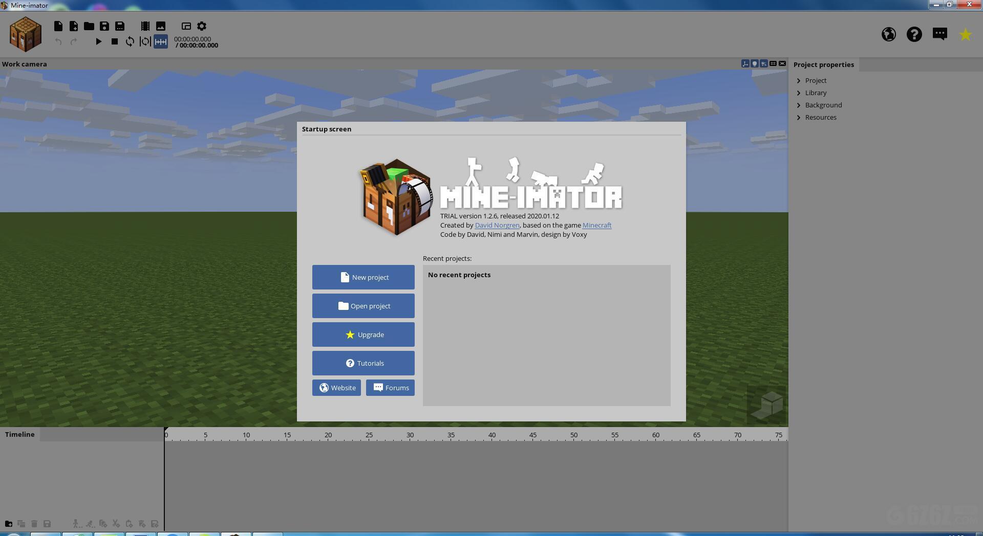 mine imator