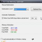 HLP Free Memory Optimizer v1.2.186免费版