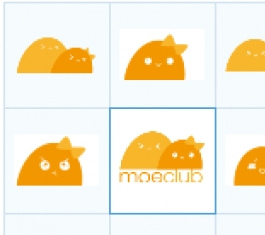moeclub可爱表情包 官方版