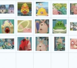 越狱兔搞笑QQ表情 官方版