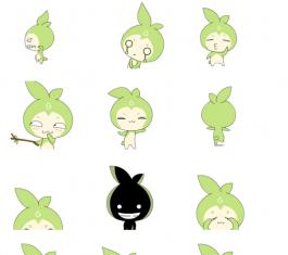 小谷可爱QQ表情包 官方版