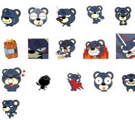 PB熊QQ表情包 官方版