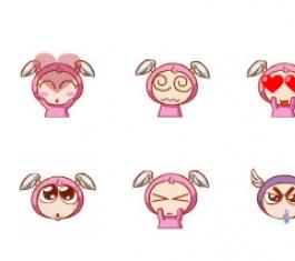 波奇可爱QQ表情包 官方版