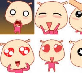 蜗弟和耶一兔QQ表情包 官方版