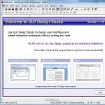GUI Design Studio v4.2 绿色版