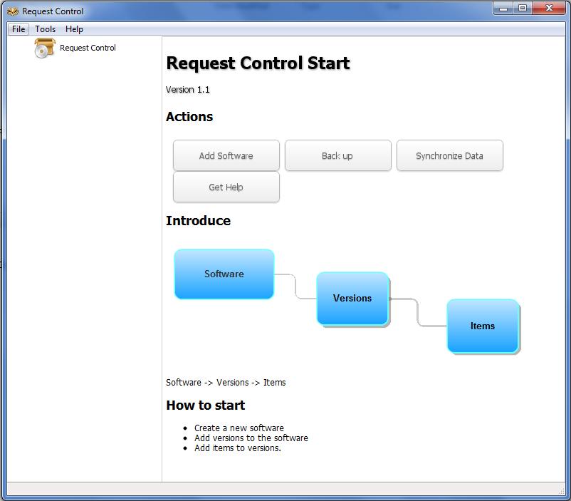 Request Control v1.1官方版