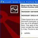 Microsoft Speech Platform Runtime v11 绿色版