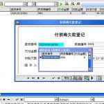 宏达眼镜店经销管理系统 v2.0 正式版