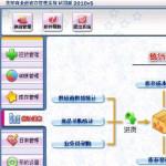 美萍商业进销存管理系统2011 v4 绿色版