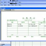 番茄会计记账软件 v2.0 绿色版