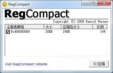 RegCompact