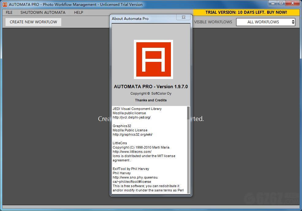 SoftColor Automata Pro