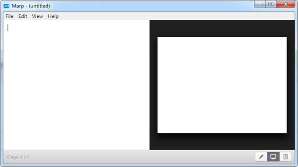 Marp(代码制作幻灯片软件)v0.0.10官方版