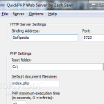 QuickPHP v1.11.0官方版