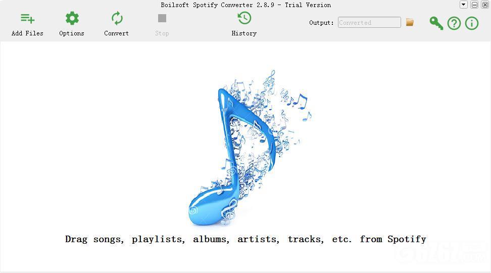 Boilsoft Spotify Converter
