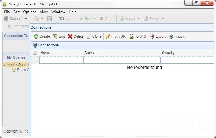 NoSQLBooster for MongoDB